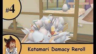 Katamari Damacy Reroll part 4 - The swan in the sky