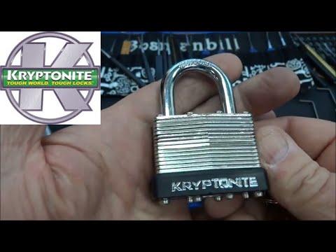 (557) New Picks and a Kryptonite Lock Opened