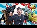 Godzilla vs Kong: SINOPSIS - Toy Story 4 - Elseworlds: TEASER - Aquaman: BTS | QR