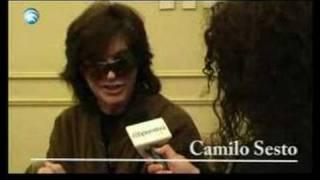 Entrevista a Camilo Sesto