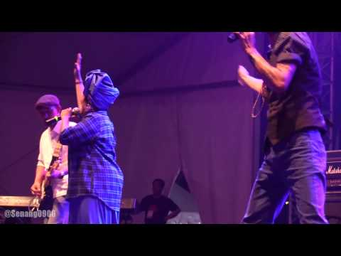 The Groove - Satu Mimpiku @ Synchronize Fest 2016 [HD]