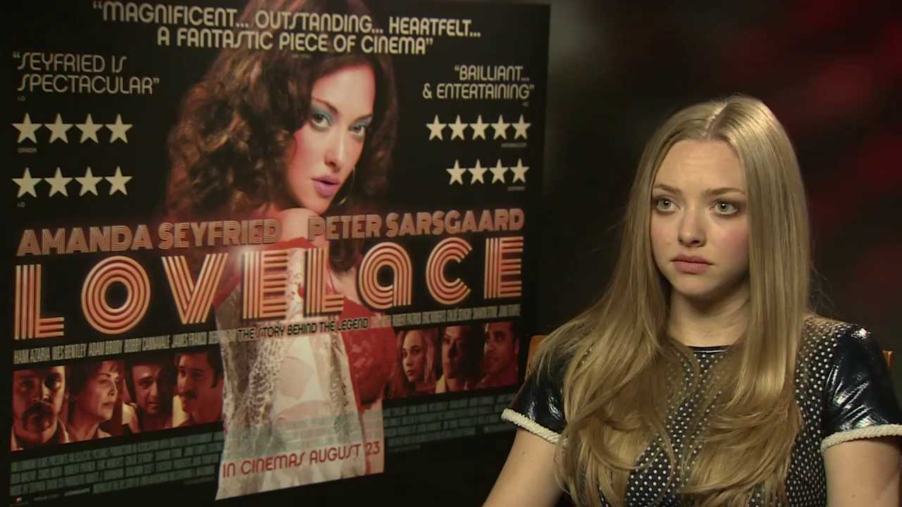 """All Linda Lovelace Animal Porn amanda seyfried on playing linda lovelace: """"there was a real woman behind  all that shit"""""""