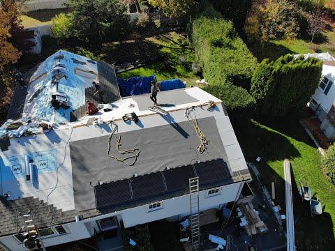 GAF Decotech Solar Roof's