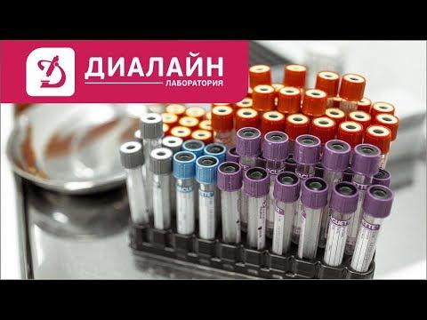 ДИАЛАЙН Лаборатория. Сдать анализы в Волгограде