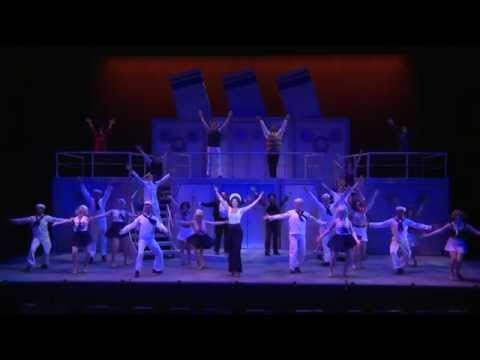 """""""Anything Goes"""" from Anything Goes"""" @ Texas State University"""