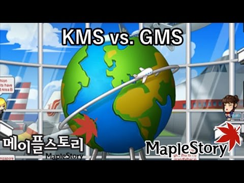 KMS vs GMS Episode 3: Non-KMS Content