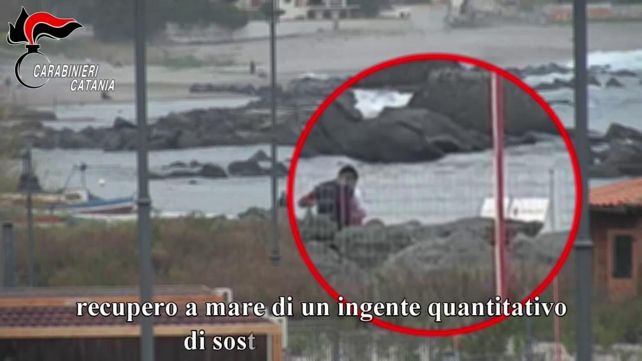 Mafia, operazione Iddu: arresti per 21 del clan Santapaola-Ercolano a Riposto