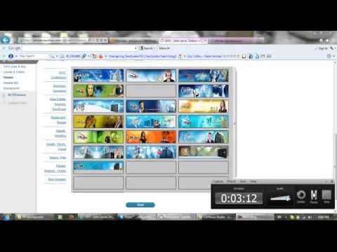 powerpoint tutorial 2010 free powerpoint template designs wordpress header change internet marketing training course
