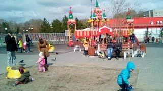"""детский городок """"Кремль"""" от Водяновой в Новосибирске Children"""
