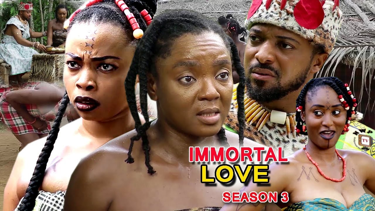 Download Immortal Love Season 3 - Chioma Chukwuka 2018 Latest Nigerian Nollywood Movie Full HD | 1080p