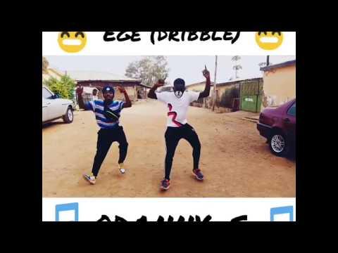 EGE(dribble) Dance cover By Bboyshade x 2black