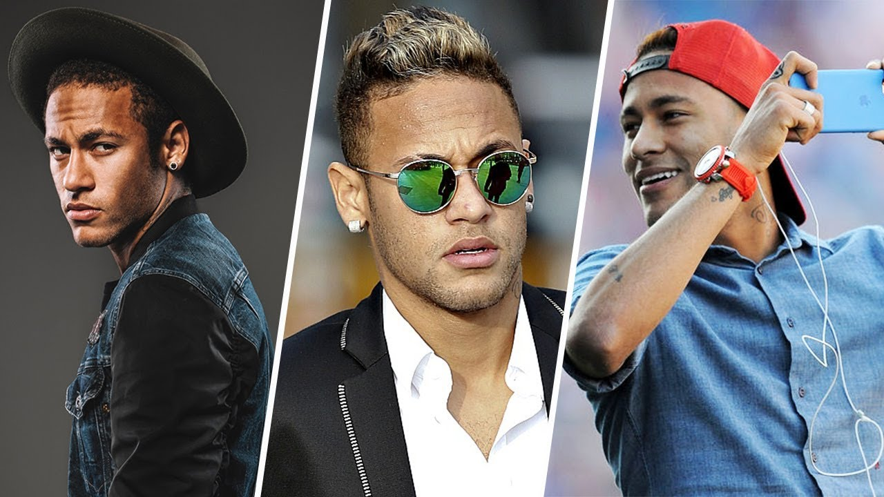 Neymar Jr ▻ Looks, Swag ,Clothing, Style ○ 2017/2018