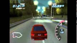 ford racing 3 1999 mustang fr500 gameplay