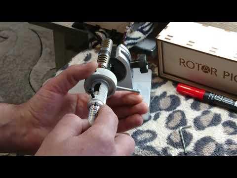 Взлом отмычками Mul-T-Lock   MTL PRO tools