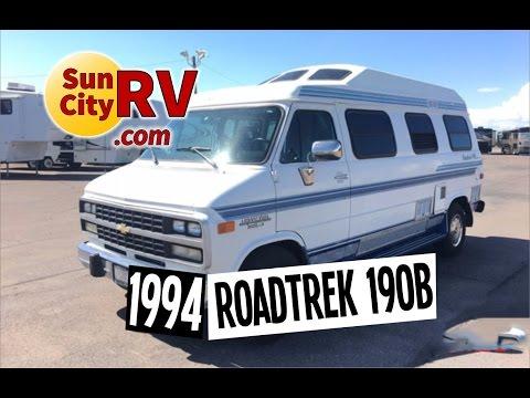 Roadtrek 190 B For Sale Phoenix Camper Van 1994 | Sun City RV