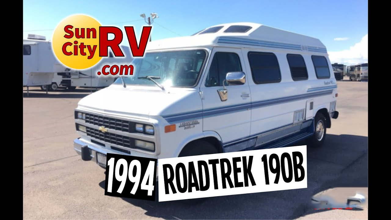 Roadtrek 190 B For Sale Phoenix Camper Van 1994