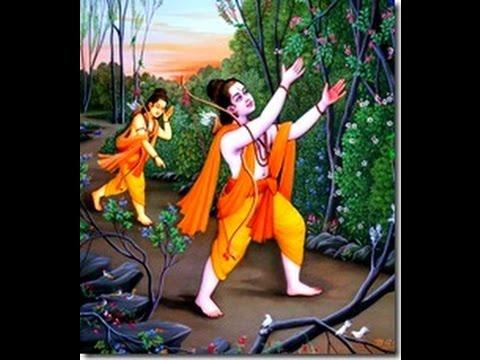 Kishkindha Kand-Epic Ramayana(Story of Lord Rama sita hanuman)
