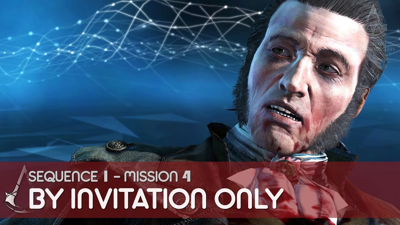 Assassins creed rogue remastered mission 4 by invitation only assassins creed rogue remastered mission 4 by invitation only sequence 1 100 sync stopboris Gallery