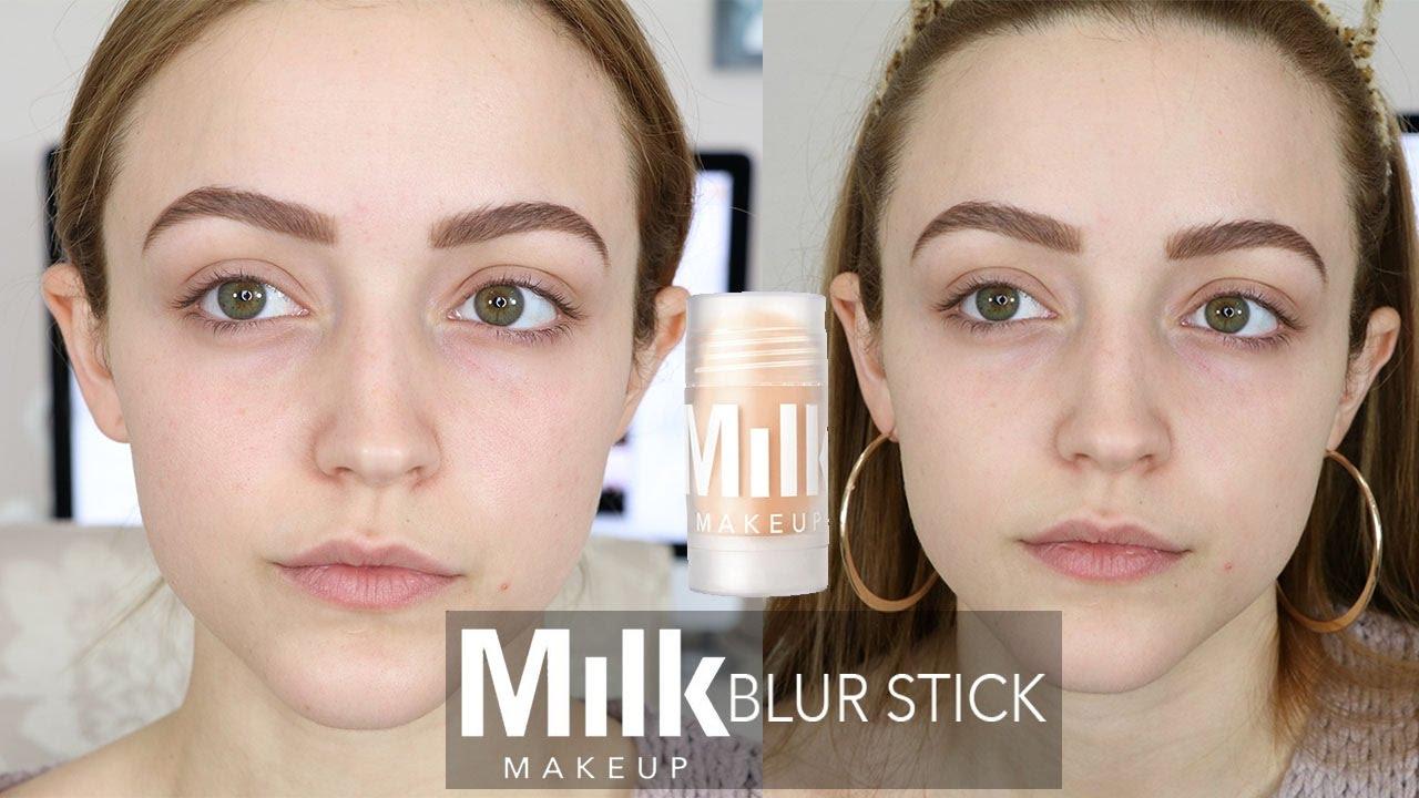 First Impression Milk Makeup Blur Stick Youtube