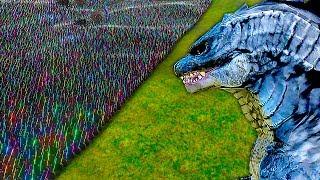 GODZILLA vs 10000 RYCERZY JEDI   ULTIMATE EPIC BATTLE SIMULATOR PL