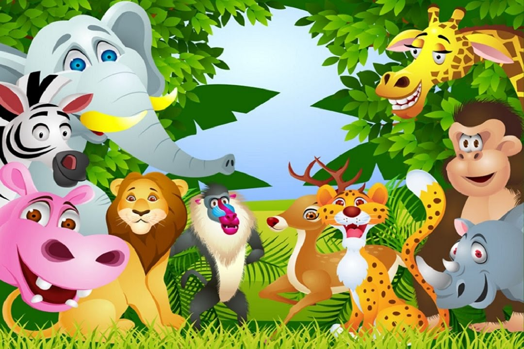 Baby Learning Animals Sounds Cartoon For Babies Let S