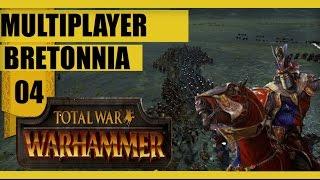 Total War: Warhammer- Multiplayer Battle #4 (3v3)
