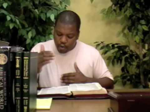 Kingdom Reality with Pastor Ricky Reid 8/17/09