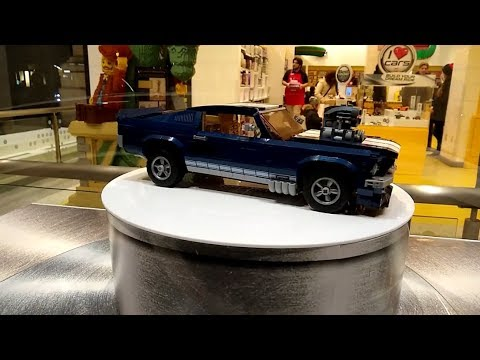 LEGO Lepin  Creator Expert Ford Mustang  GT ( LEGO toy)
