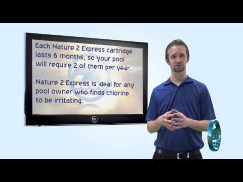RiverbendPoolSupply.com - Zodiac Nature 2 Express Mineral System - Frisco Pool Supply