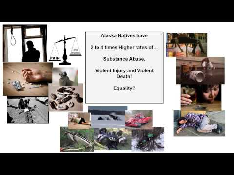 Disparities of Health in the Alaska Native Population