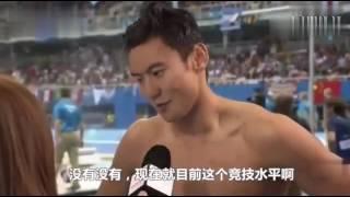 奧運中國選手訪問 記者傻了