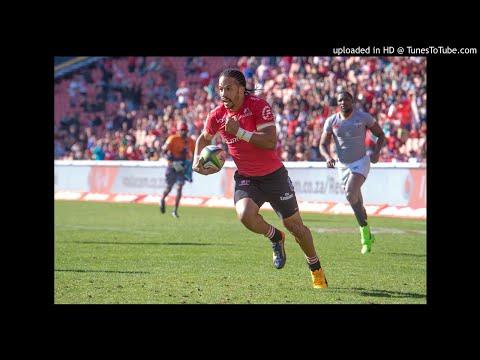 Courtnall Skosan ahead of Super Rugby Final