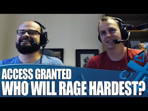 Access Granted - Who Will Rage Hardest in FIFA 18?