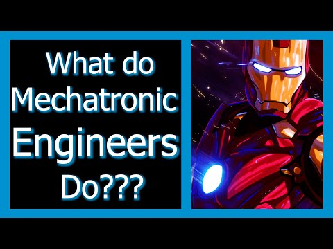 What Do Mechatronics