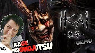 DI SURUH MEMURNIKAN SETAN DI KUIL KERAMAT!!!! Ikai Japan Horror Game DEMO [SUB INDO] ~SSSssstttttt~!