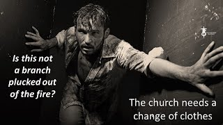 The Church Needs A Change of Clothes. The Flight Deck 2-4-2021