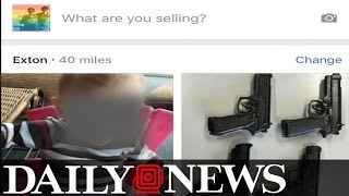 Facebook Suspends Marketplace After Users Try Selling Sex, Guns And Babies