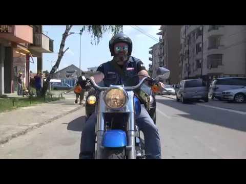 Info - Skup Hells Angels-a iz celog sveta u Jagodini - (TV KCN 22.05.2018)