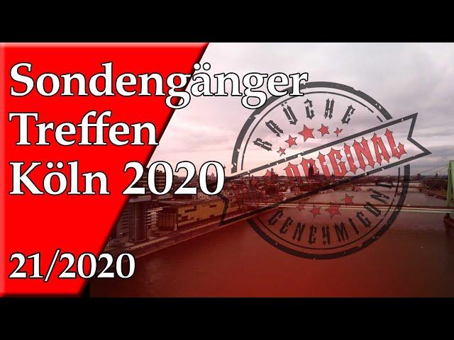 Schatzsucher Treffen Köln 2020