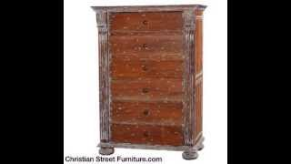 Bedroom Furniture Baton Rouge La |tall Dresser | Christian Street Furniture