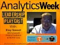 AnalyticsWeek Leadership Podcast with Eloy Sasot, News Corp