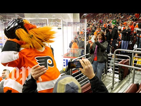 Gritty mania: How a new mascot won the Internet — and his city's support