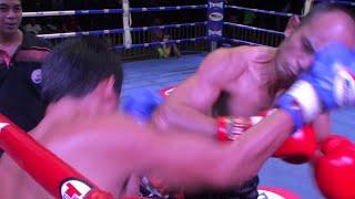 Paeng TigerMuayThai vs Kaitong Vor Supachai @ Chalong Boxing Stadium 14/10/2015
