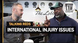 Salah, Mane, Van Dijk And Keita: Liverpool's International Injury Issues | TALKING REDS