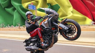 A WEEK IN THE LIFE OF FACENE MMG IN SENEGAL🇸🇳 • KTM SUPER ADVENTURE-S - MT07 - CR127 •