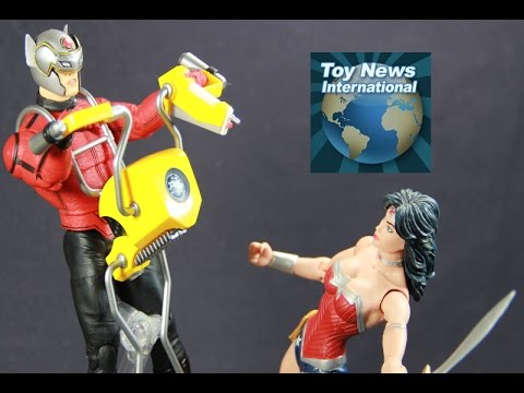 DC Collectibles New 52 Orion Figure Review
