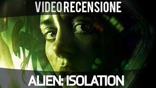 Alien: Isolation - Video Recensione - Gameplay ITA HD