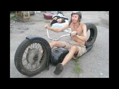 Анекдот про камаз и гаишника на мотоцикле с коляской и кукурузное поле
