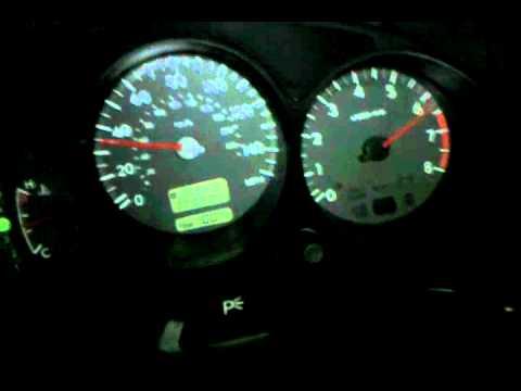 2004 Subaru Forester 2.5XT 0-60