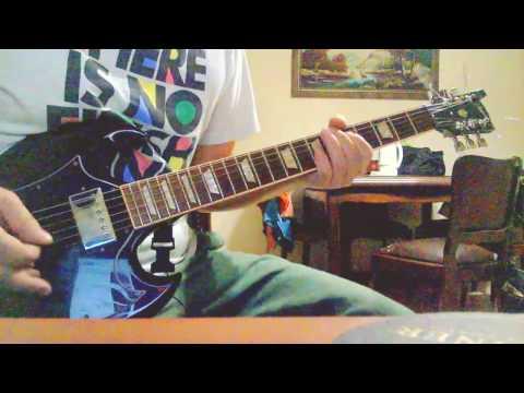 Cover Guitarra -OKTUBRE- Los Redondos- Full Album